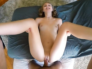 Tightest Teen Pussy Ever Fucked By His Big Cock