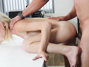Maddy Rose Does A Fuck And Facial Casting Session