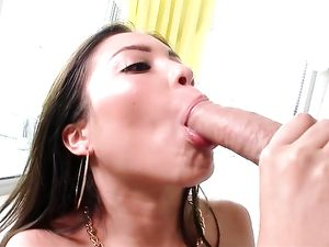 Cute Cock Slut With A Nice Big Ass Gets Boned Hardcore